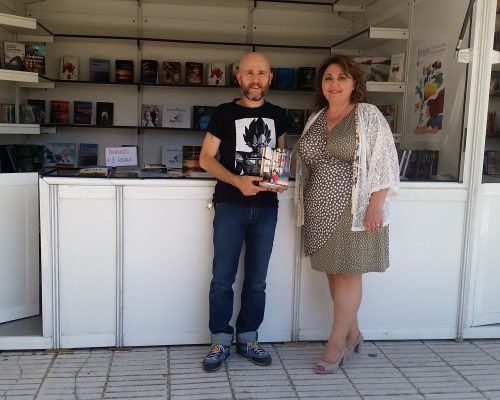 Editor José Luis Victoria